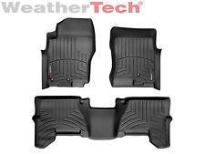 WeatherTech Floor Mats FloorLiner for Nissan Xterra - 2005-2015 - Black