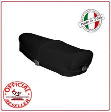 PIAGGIO Vespa 90 BLACK SEAT MADE IN ITALY LOCKABLE