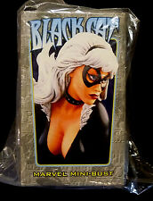 Bowen Designs Black Cat Marvel Comics  Bust Statue New from 2002 Spider-man