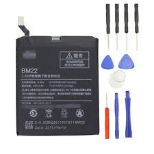 100% Genuine Xiaomi battery BM22 for Xiaomi 5 Mi 5 + Free tools JX