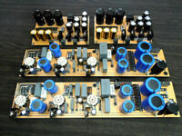 DIY Clone D.Klimo MC / MM Phono stage amplifier kit ( 2 amp + 2 PSU kit )