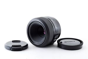 Sony 50mm F/2.8 Macro SAL50M28 AF Lens from Japan [ Excellent ]