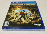 Strange Brigade (Sony Playstation 4, 2018) PS4 NEW