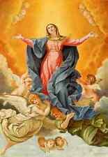 A4 Photo Reni Guido 1574 1642 Christliche Kunst 9 1912 The Ascension of Mary Pri