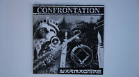 """Confrontation – Warmachine, Vinyl, 7"""", EP, Limited Edition, Numbered, RAR"""