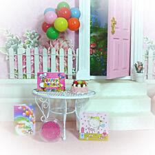 FAIRY BIRTHDAY CARDS Miniature 3 Pack Fairy Door Accessories HANDMADE Australia