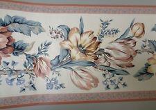 1 Roll of  Wallpaper Border Pat. MD 334B LOT 02 (DX32/34)
