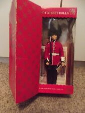 """Vintage Peggy Nisbet Collectors Costume Doll Guardsman Made In England 10"""""""