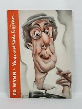 Ed Wynn 1941 Souvenir Program Boys and Girls Together Sammy Fain Jack Yellen