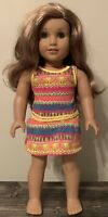 Lea Clark American Girl Doll Retired 2016 Girl Of The Year