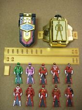GOKAIGER Mobirates Morpher Gokai buckle POWER RANGERS Key narikiri set Japan