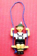 OSCILLANTE TEDESCO BOY pendolo per una piccola novità tipo CUCKOO CLOCK.
