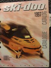 SKI-DOO TOURING E TOURING E LT (2) TOURING LE TOURING SLE PARTS CATALOG 1997