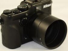 Metal Lens / Filter Adapter Tube Ring For Nikon P7100 P-7100 7100 P7000 NEW 58mm