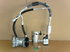 NEW AC COMPRESSOR KIT 1996-1999 CHEVROLET SUBURBAN / TAHOE 5.7 WITH REAR AC