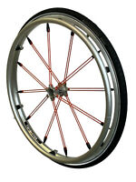"Twin-Star Exchange 1 paar Rollstuhlräder 24"" x 1 -  12,7 mm"
