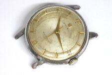 Seikosha center second 1401 vintage handwind watch for parts/restore