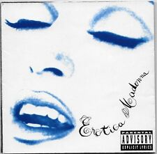 Erotica [PA] by Madonna CD Jan-1992 Sire/London/Rhino -