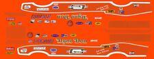 Dyno Don Nicholson Maverick NHRA DRAG 1/43rd Scale Slot Car Decals