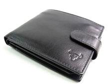 Portafogli da uomo neri con porta carte di credito