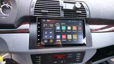 Autoradio Android 9.0 GPS  BMW e39 et X5 E53