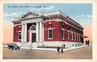 C20/ La Grange Georgia Ga Postcard c1915 Post Office Building