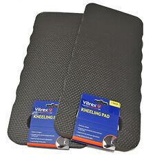 More details for 2 x kneeling pads garden gardener kneeling mat - superior protection for knees