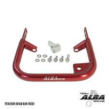 Honda TRX 450R TRX450R Rear Grab Bar  Bumper  Alba Racing  Red     218-T5-R