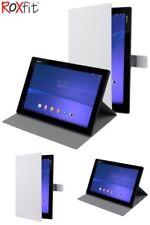 NEW ROXfit Book case for Sony Xperia Z2 Tablet WHITE SMA5144CW