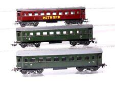 Schicht (DDR) H0  für Kenner , 3 Stück 4-achsige Schnellzugwagen Personenwagen