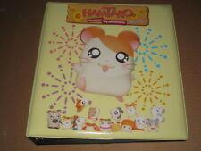 Hamtaro Trading Card Binder Album 3-Ring