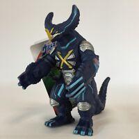 Bandai Ultraman Ultra Monster Series 76 Cyber Gomora Soft Vinyl Figure Statue