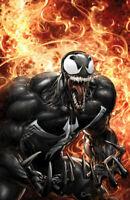 🔥 King In Black #1 Clayton Crain Virgin Variant Venom Knull NM Pre-Order!