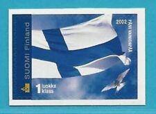 Finnland aus 2002 ** postfrisch MiNr. 1601 SK - Nationalflagge!
