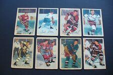 1953-54 PARKHURST* Lot of (15)