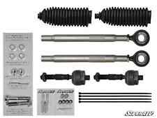 Super ATV Polaris Ranger XP500-800/CREW 800 Heavy Duty Tie Rods  SILVER SWAG
