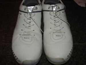 Ecco Mens Size 13 (47) Biom Golf Shoes