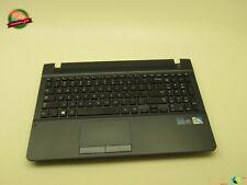 Genuine Samsung NP270E5E Series Palmrest Touchpad Keyboard BA75-04640A -Read-