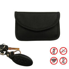 RFID Signal Blocking Bag Wallet Case Shield Cell Phone GPS Tracking Car Key FOB