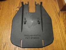 Trol-A-Matic Outboard Trolling Replacement Plate Speed Reducer! Nylon!! MINT!!