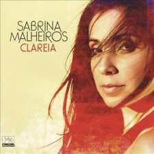 SABRINA MALHEIROS - CLAREIA * NEW CD