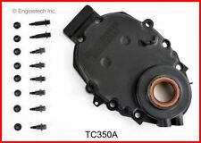 Enginetech Chevy 350 Vortec Plastic Timing Cover w/Sensor Hole 96-02