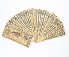 1914 Mexico Revolution 5 Peso Notes Lot (30) VF Gobierno Provisional P#S702b