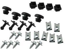 1x protezione del motore Kit Clip Riparazione Set Per Passat b6