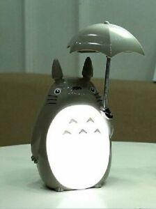 Kawaii Cartoon My Neighbor Totoro Lamp Led Night Light Decor Reading Table Desk