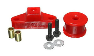 Energy 19.1102R Polyurethane MT (Manual Trans) for Subaru Shifter Bushing RED