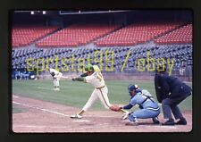1980 Oakland A's Athletics - Wayne Gross #10 - Vintage 35mm MLB Baseball Slide