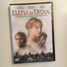 ELENA DI TROIA RARO DVD ITALIA SIGILLATO - RUFUS SEWELL MATTHEW MARSDEN GUILLORY