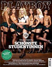 Playboy Deutschland November 2011 Jana Vespermann Anna Beletzki Daniela Sudau