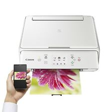 Canon Pixma TS6051 InkJet All-in-One Photo Printer - Print Copy Scan - Free P&P
